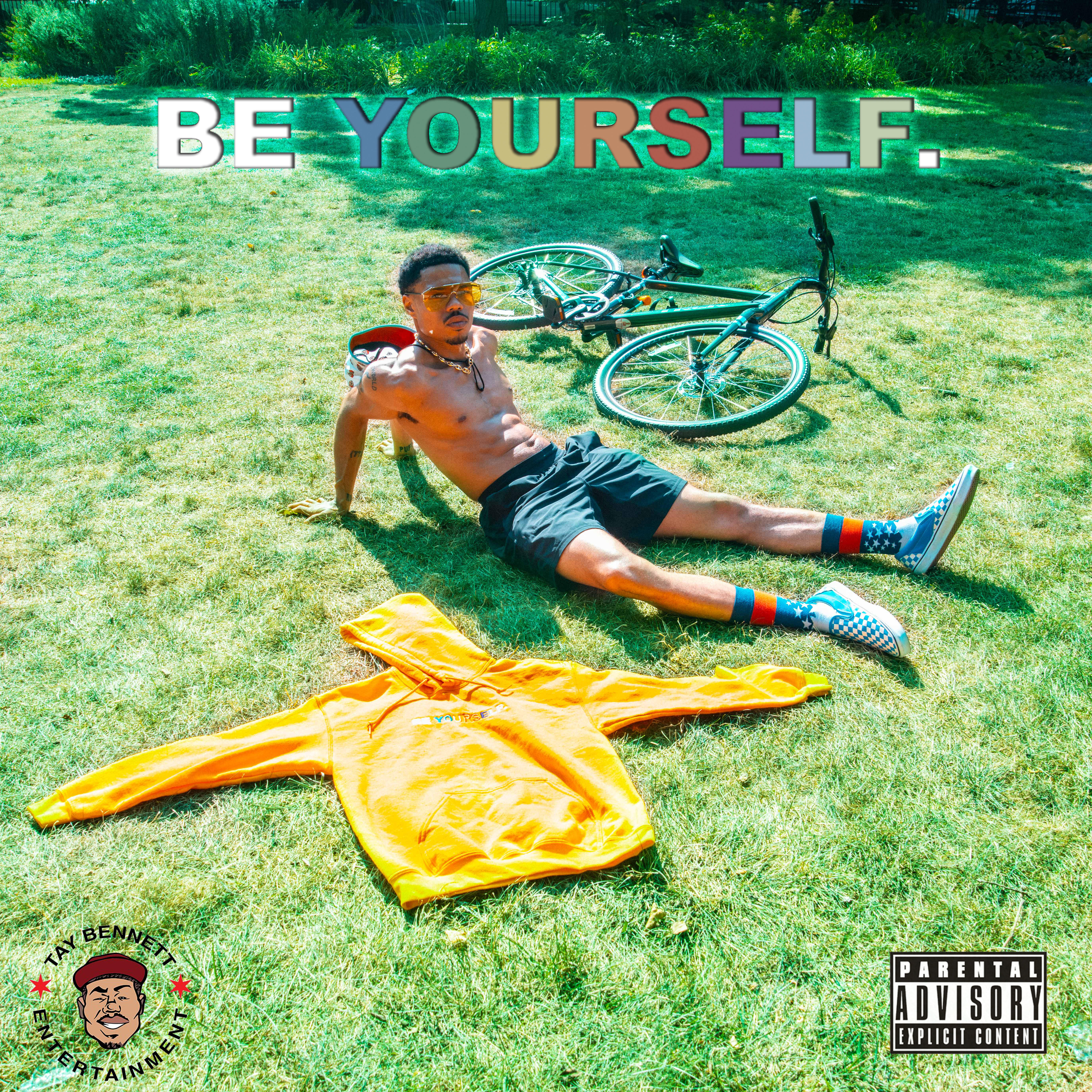 Be Yourself Part 2 Album Cover
